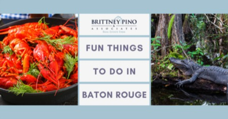 Things to Do in Baton Rouge: Baton Rouge, LA Places to Go and Things to Do