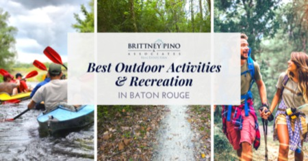 Best Outdoor Activities in Baton Rouge