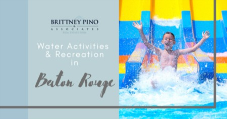 Best Water Activities in Baton Rouge