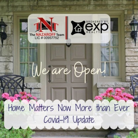 Home Matters Now More Than Ever