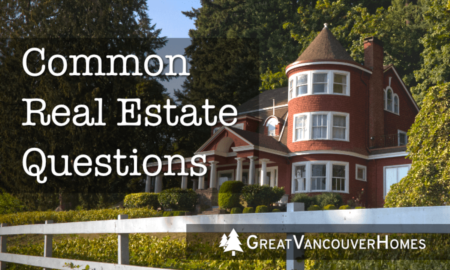 12 Common Real Estate Questions That Buyers Ask