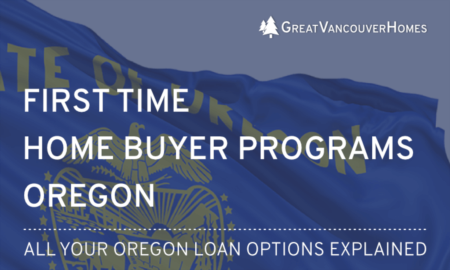 First Time Home Buyer Oregon Loan Programs 2020