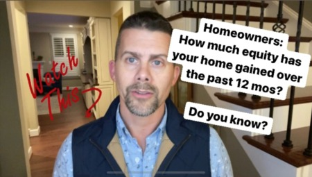Question 20: As a homeowner, how much equity has my house gained the past 12 months?