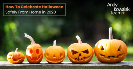 How To Celebrate Halloween Safely From Home in 2020
