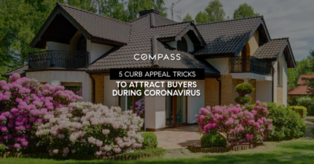 5 Curb Appeal Tricks To Attract Buyers During Coronavirus