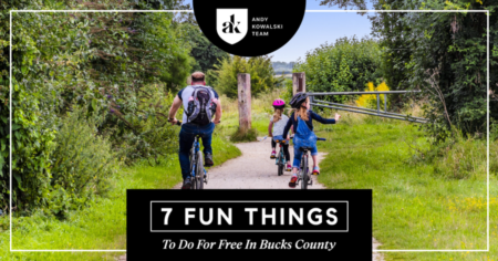 7 Fun Things To Do For Free In Bucks County