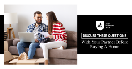 Discuss These Questions With Your Partner Before Buying A Home