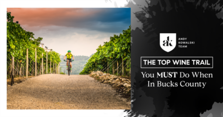 The Top Wine Trail You MUST Do When In Bucks County