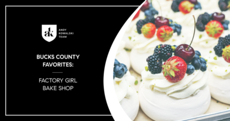 Bucks County Favorites: Factory Girl Bake Shop