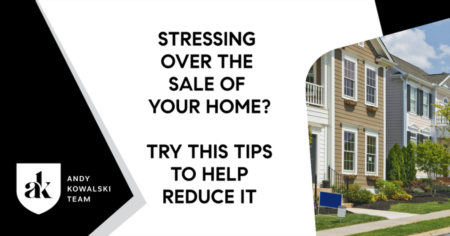 Stressing Over The Sale Of Your Home? Try This Tips To Help Reduce It