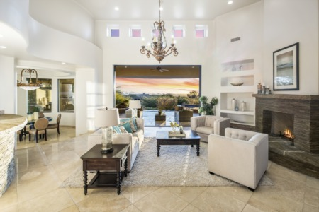Live Like Royalty in this North Scottsdale Home