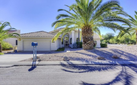 16403 E Ashbrook Dr, Fountain Hills, AZ 85268