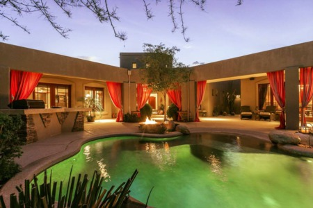 Must-See Private Pool Oasis in North Scottsdale, AZ