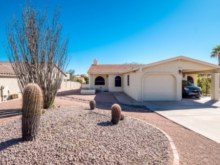 16621 E Bayfield Drive Fountain Hills, AZ 85268