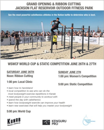WSWCJ World Cup and Static Competition(June 26-27, 2021)