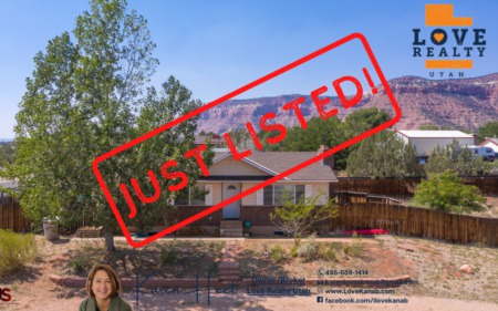 JUST LISTED IN KANAB!