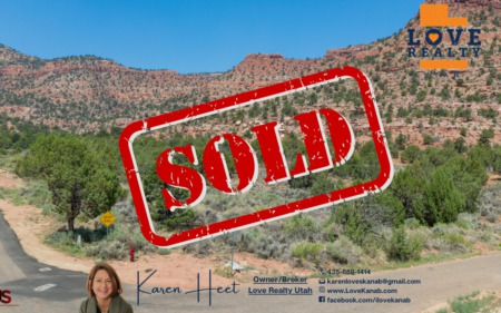 Sold in Kanab!