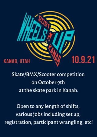 Look what's coming to Kanab!!!