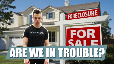 SILICON VALLEY FORECLOSURES LOOMING?!? Bay Area Housing Market Analysis 2020