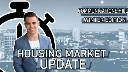 Communications Hill | Real Estate Market Analysis 2021 | Winter Edition