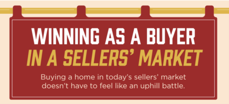 Winning as a Buyer in a Seller's Market