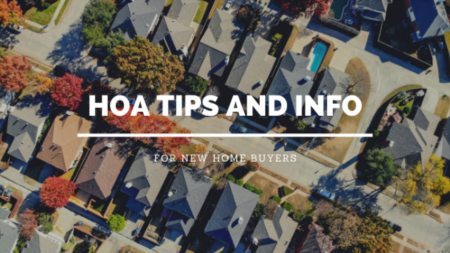 HOA Tips and Info For Home Buyers