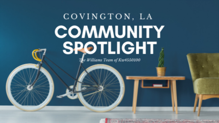 Community Spotlight: Covington