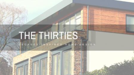 Design Through The Decades: The Thirties