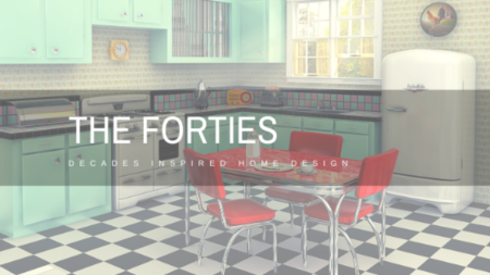 Design Through The Decades: The Forties