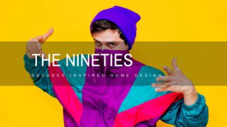 Design Through The Decades: The Nineties