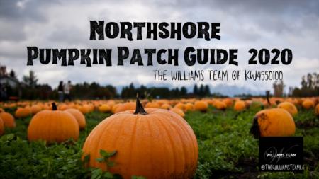 Northshore Pumpkin Patch Guide 2020