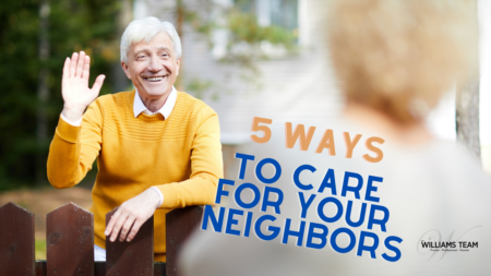 5 Ways to Show Your Neighbors That You Care