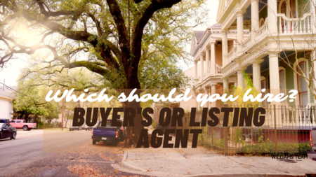 The Difference Between Hiring A Buyers or A Listing Agent To Sell Your Home