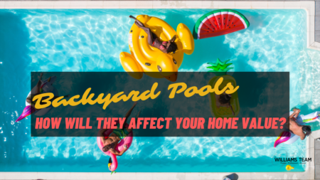 Backyard Pools - How Will They Affect Your Home Value?