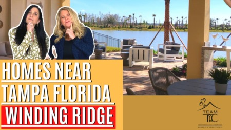 Homes Near Tampa Florida | Winding Ridge homes for sale | Wesley Chapel homes for sale