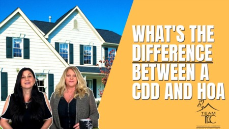 CDD vs HOA | What is the difference?