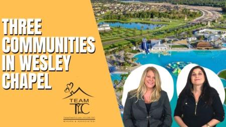 Spotlight: Three Communities in Wesley Chapel