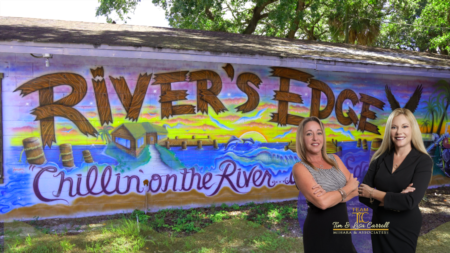 Rivers Edge Grill in Gibsonton