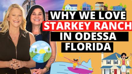 Starkey Ranch neighborhood tour in Odessa FL
