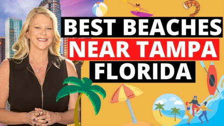 Best beaches in Tampa Bay
