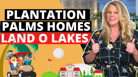 Plantation Palms neighborhood Land O Lakes FL