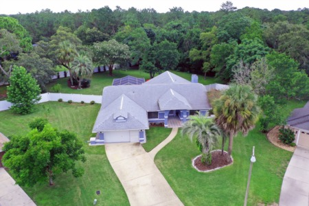 Spring Hill pool home for sale