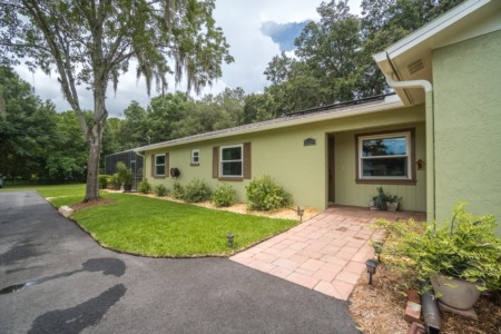 Odessa Fl pool home for sale