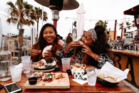 Best Neighborhood for Eating and Drinking in San Diego