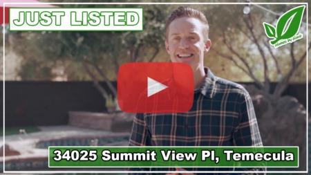 VIDEO: 34025 Summit View Pl, Temecula