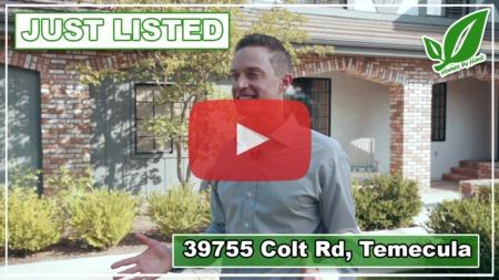 VIDEO: 39755 Colt Rd, Temecula