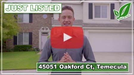 VIDEO: 45051 Oakford Ct, Temecula