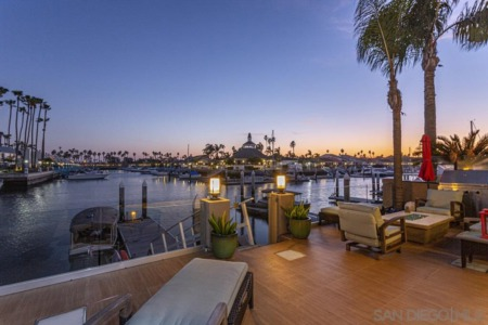 A Truly Stunning Waterfront Residence in Coronado Cays