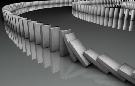 Is Real Estate Already Seeing A Truly Exciting Domino Effect?