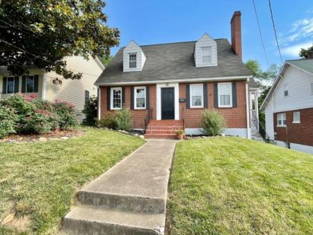 1023 Windsor Ave. Roanoke VA 24015 - New On The Market